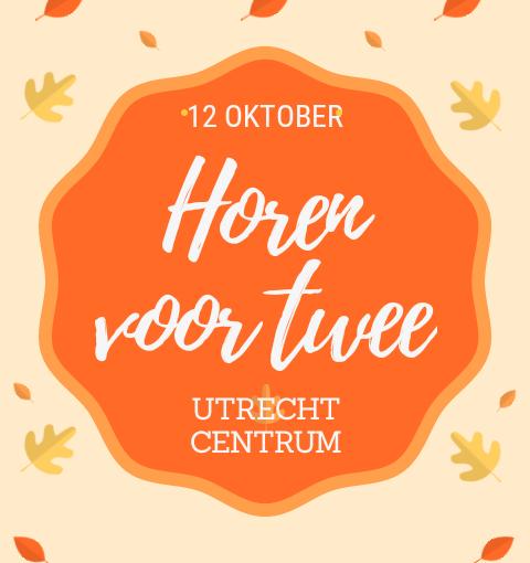 Workshop: Horen voor twee in Utrecht
